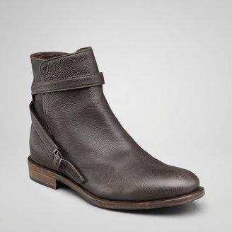Bottega Veneta Espresso calf boot