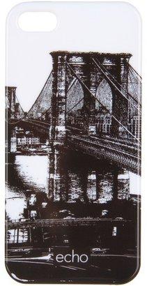 Echo Summer Brooklyn Bridge Phone Case for iPhone® 5