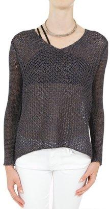 Helmut Lang HELMUT Asymmetric Pullover