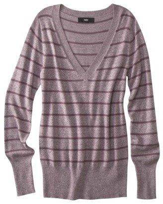 Ultrasoft Mossimo® Women's V-Neck Sweater -