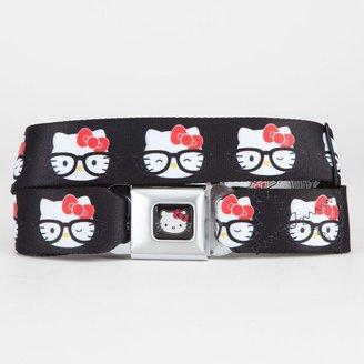 Hello Kitty BUCKLE-DOWN Buckle Belt