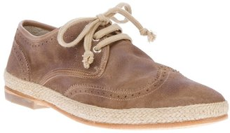 N.D.C. Made By Hand espadrille style shoe