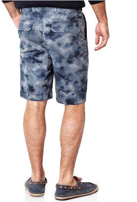 Nautica Shorts, Watercolor Camo Shorts