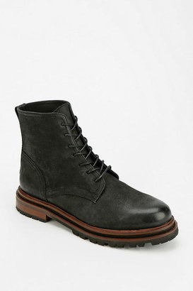 Hudson H By Lingshaw Lace-Up Platform Boot