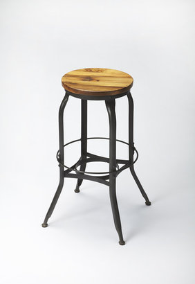 Industrial Chic Bar Stool