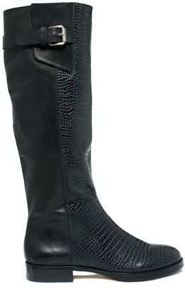 INC International Concepts Women's Shoes, Coco Tall Riding Boots