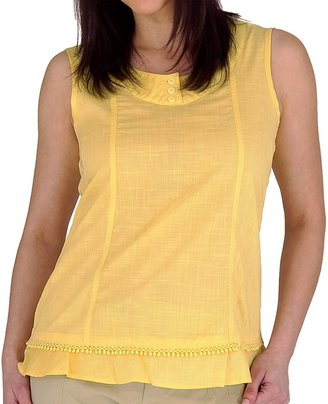 Royal Robbins Naja Slub Summer Cloth Shirt - Sleeveless (For Women)