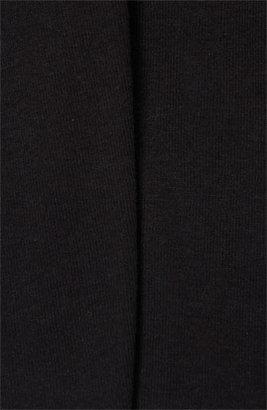 Topshop Long Sleeve Crop Tee