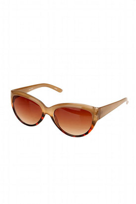 Urban Outfitters Vintage Two-Tone Cat Eye
