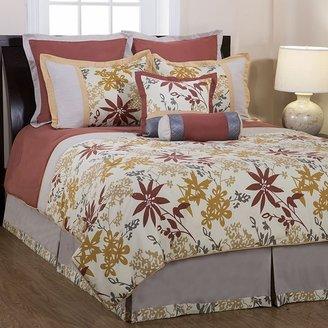 Sarah 8-pc. comforter set
