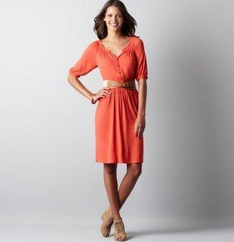 LOFT Peasant Top Jersey Dress