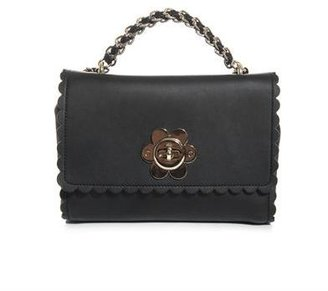 Mulberry Cecily flower clasp bag