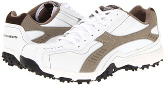 Skechers Urban Flex - Vapor Trail (White/Navy) - Footwear