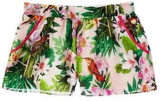 Juicy Couture Girls Paradise Print Short