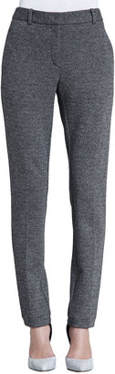 Theory Rowa Tweed Slim Pants