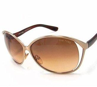 Tom Ford Bronze Yvette TF89 Sunglasses