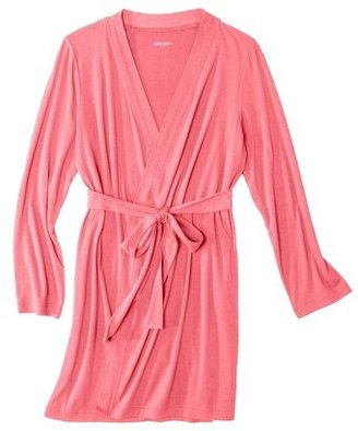 Xhilaration Fluid Knit Robe