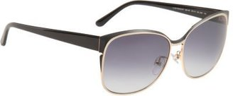 Givenchy Combo Metal Frame Sunglasses
