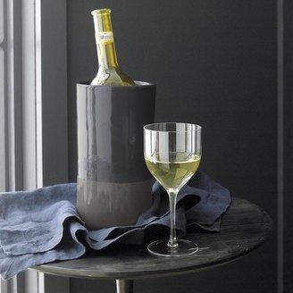 Crate & Barrel Welcome White Wine Glass