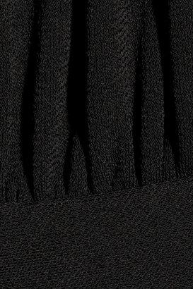 Derek Lam Crepe-jersey maxi dress