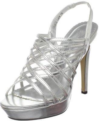 Benjamin Walk Johnathan Kayne Women's Sterling Platform Sandal