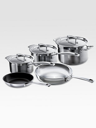 Le Creuset 8-Piece Stainless Steel Cookware Set