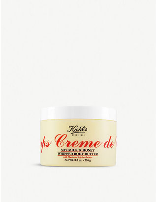 Kiehl's Creme De Corps Soy Milk And Honey Whipped Body Butter 226G