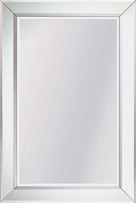 Argos Home Rectangular Bevelled Wall Mirror