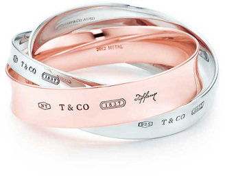 Tiffany & Co. Interlocking Circles Bangle