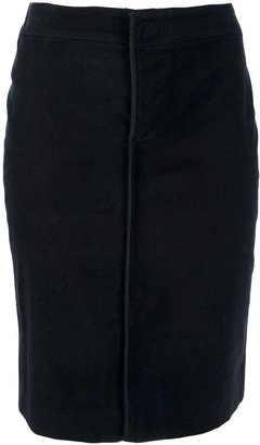 Gucci Vintage fitted skirt