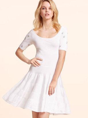 Victoria's Secret Flared Scoopneck Dress
