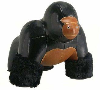 Zuny Milo the Gorilla Bookend, Black