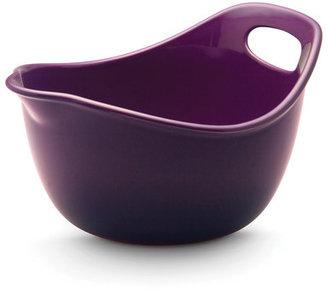 Rachael Ray Stoneware 3 Quart Mixing Bowl in Purple