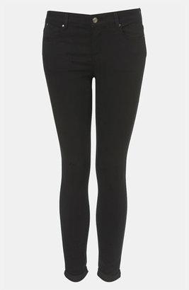 Topshop 'Leigh' Skinny Jeans (Petite)