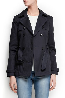 MANGO Cropped trench