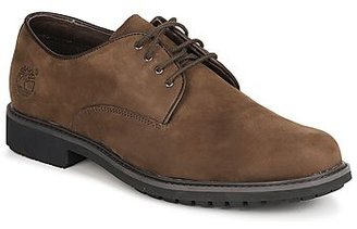 Timberland EK STORMBUCK PLAIN TOE OXFORD men's Casual Shoes in Brown