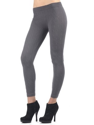 Luxe Junkie Cable Knit Legging