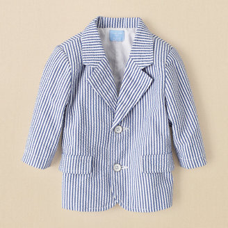 Children's Place Seersucker blazer