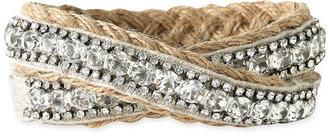 Juicy Couture Woven Wrap Bracelet
