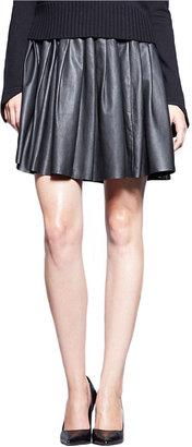Pink Tartan Moss Skirt
