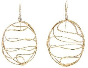 Other Designers Cicaloni Earrings - Rose Gold