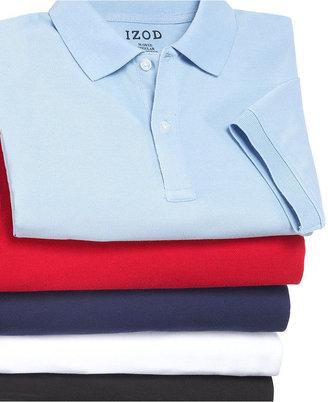 Izod Kids Shirt, Little Boys Pique Polo