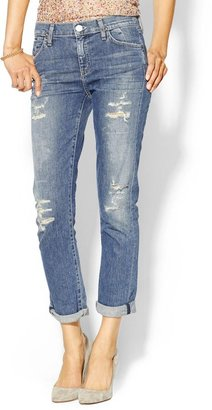 Gold Sign Jenny High Rise Slim Leg