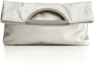 Style&Co. Style &co. Open Handle Foldover Clutch