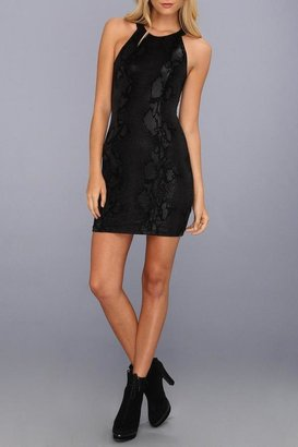 MinkPink Python Dress