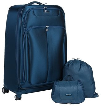 Samsonite Hyperspace 30.5 Spinner (Totally Teal) - Bags and Luggage