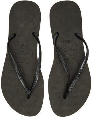 Havaianas Slim Flip Flop $24 thestylecure.com