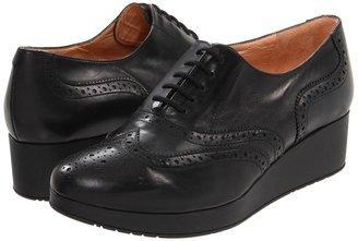 Robert Clergerie Vaie (Black Calf) - Footwear