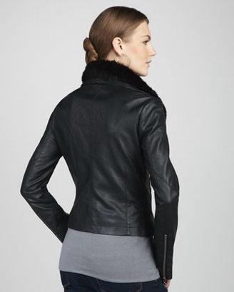 John & Jenn Payton Faux-Leather Jacket (Stylist Pick!)