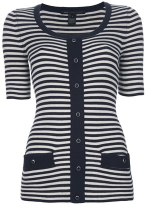 Marc by Marc Jacobs striped cardigan